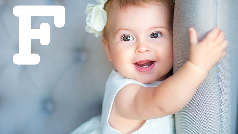 Kumpulan Nama Bayi Perempuan Awalan Huruf F